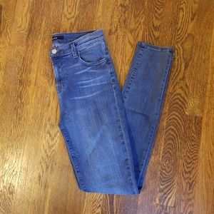 J Brand High Rise Maria Jeans in Utopia